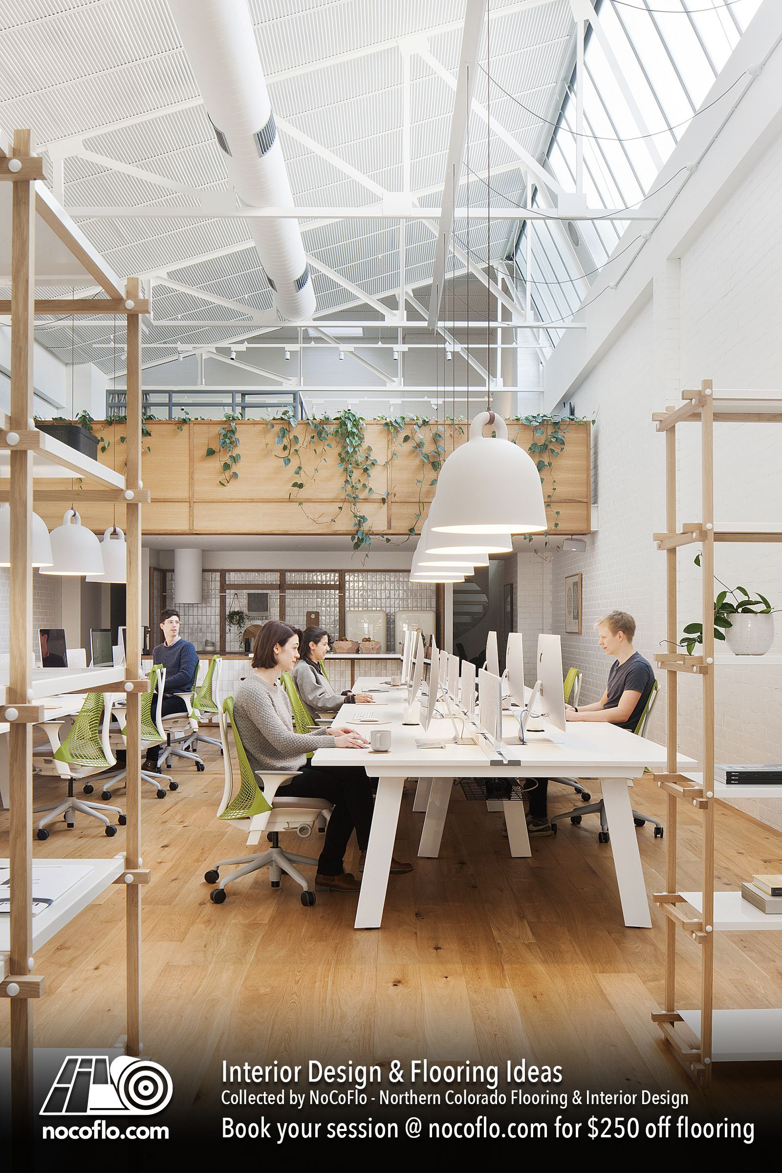 Interior Design Ideas Collected By Http Nocoflo Com Live In Northern Colorado Get 250 Off Fl Modern Office Space Office Space Design Office Interior Design