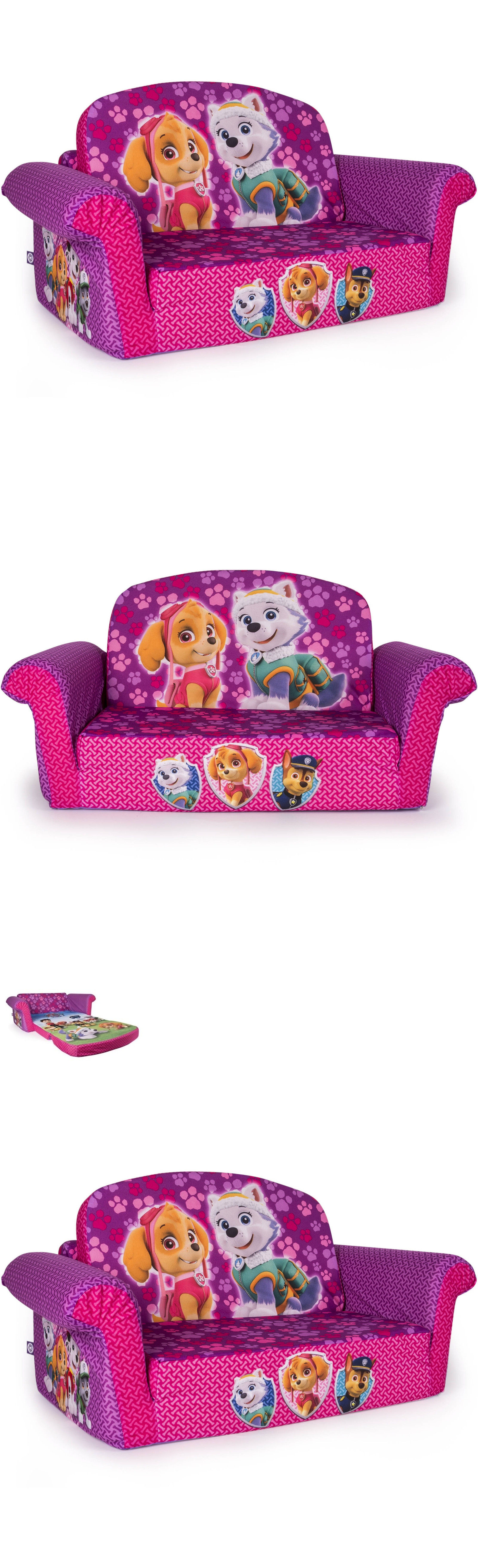 Sofas And Armchairs 134648 Paw Patrol Convertible Sofa Bed Couch