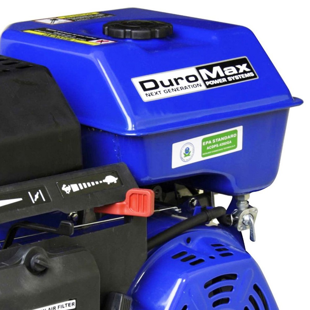 Duromax Xp16hpe Portable 16 Hp 1 420Cc Shaft Electric Start