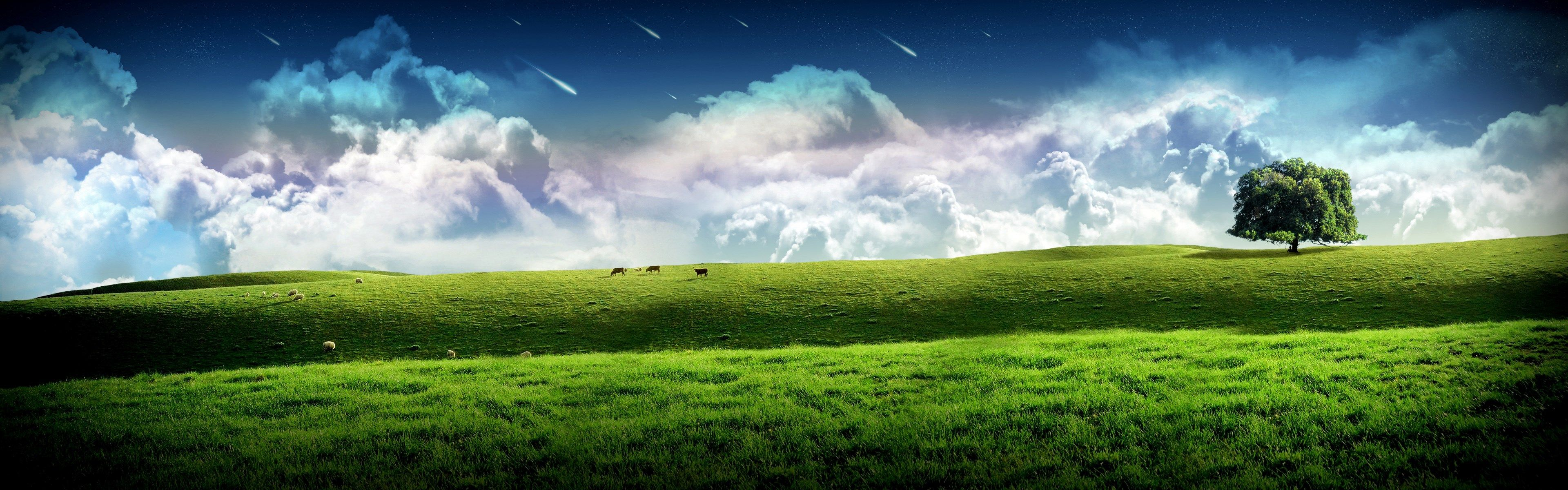 Earth 4k Wallpaper 3840x1200