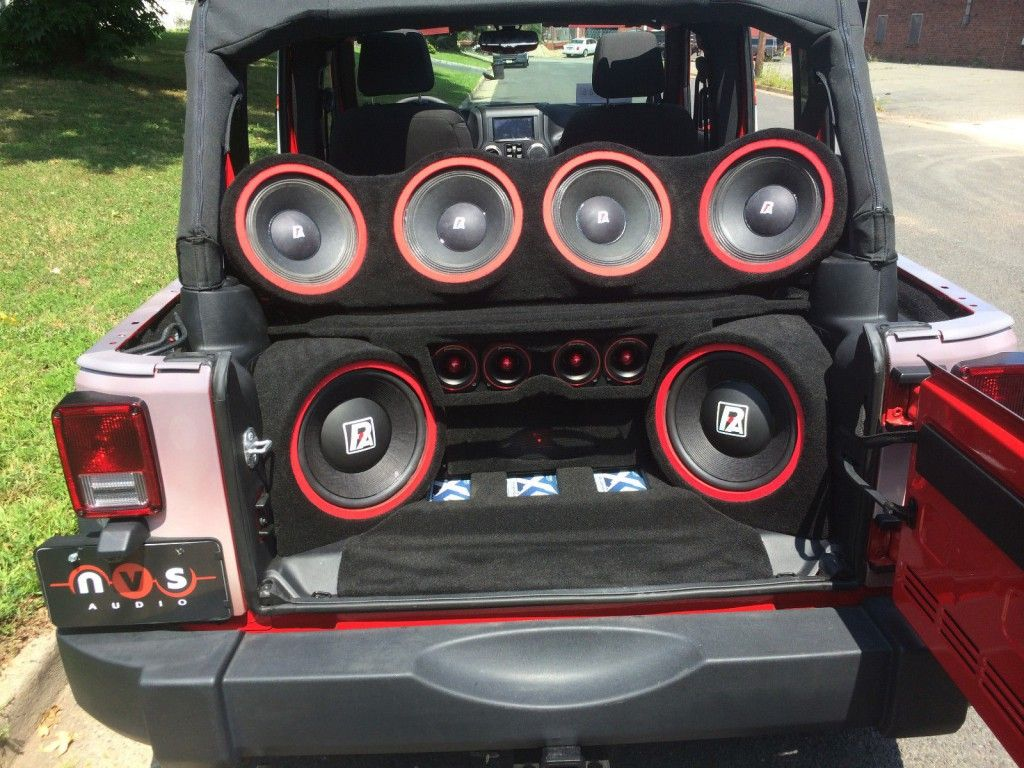 2014 Jeep Wrangler DJ Jeep fully music system for sale