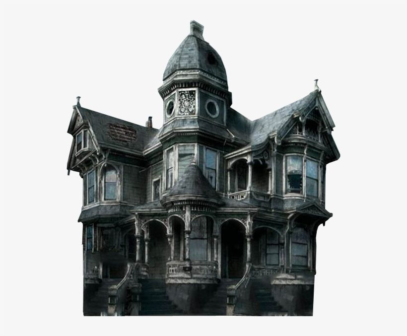 Halloween House Png Picture Haunted House No Background Free Transparent Png Download Pngkey Halloween House Scary Haunted House Haunted House