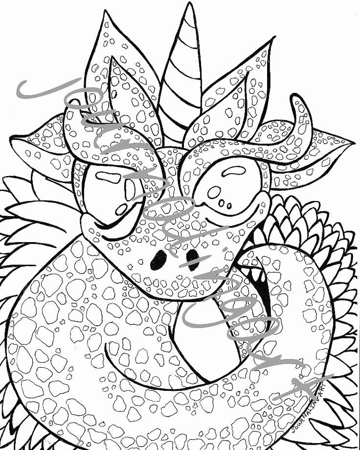 Unicorn Coloring Pages Pdf Beautiful the 25 Best Unicorn ...