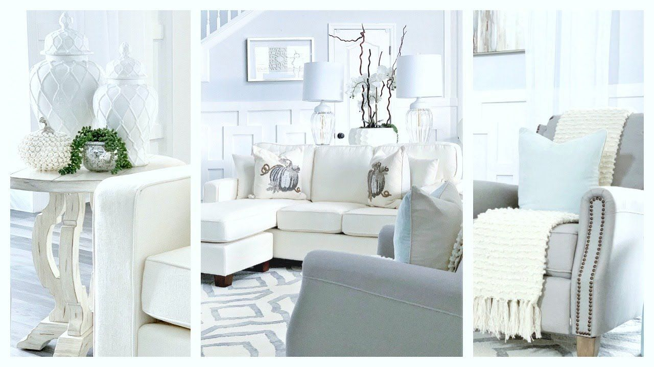 NEW! Reveal Family Room Makeover & Tour Before and After