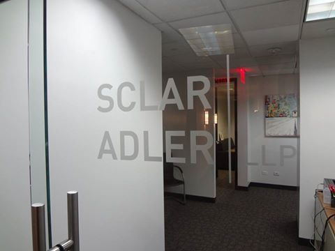 We Specialize In Custom Frosted Vinyl Signs New York NY Visit Our Website Below To Contact Us For A Free Consultation