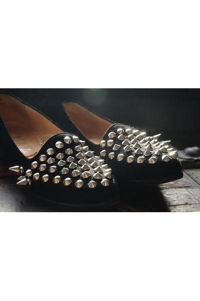 Versace Studded Hi top Sneakers Luisa Boutique | Zapatos