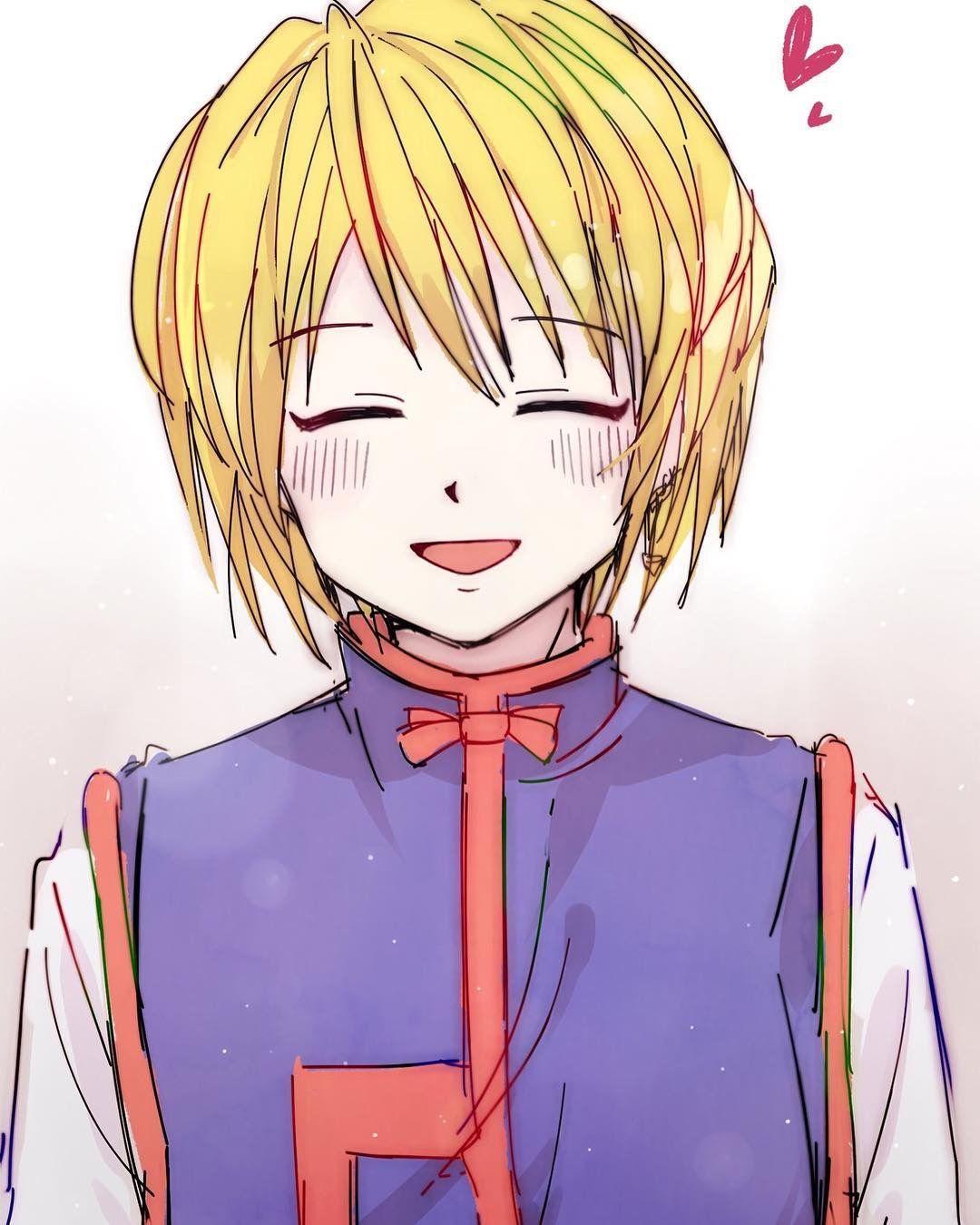 Kurapika Anime