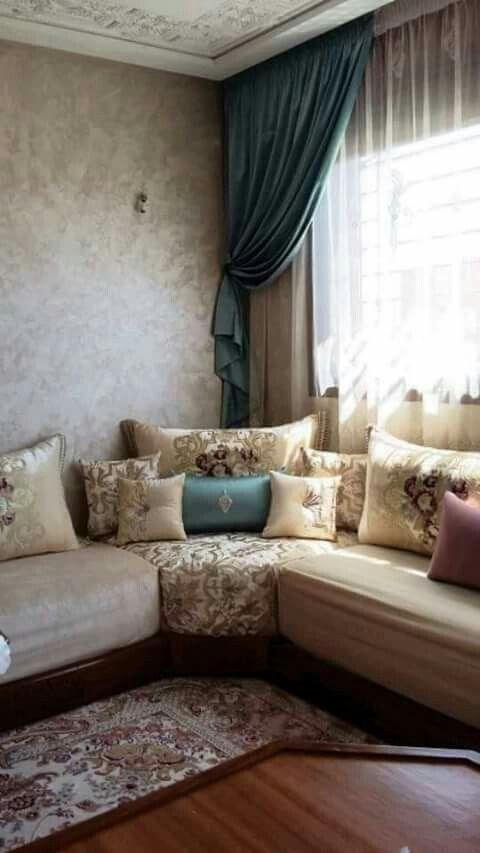 Pin van zahira op salon | Pinterest - Salon, Huisinrichting en Marokko