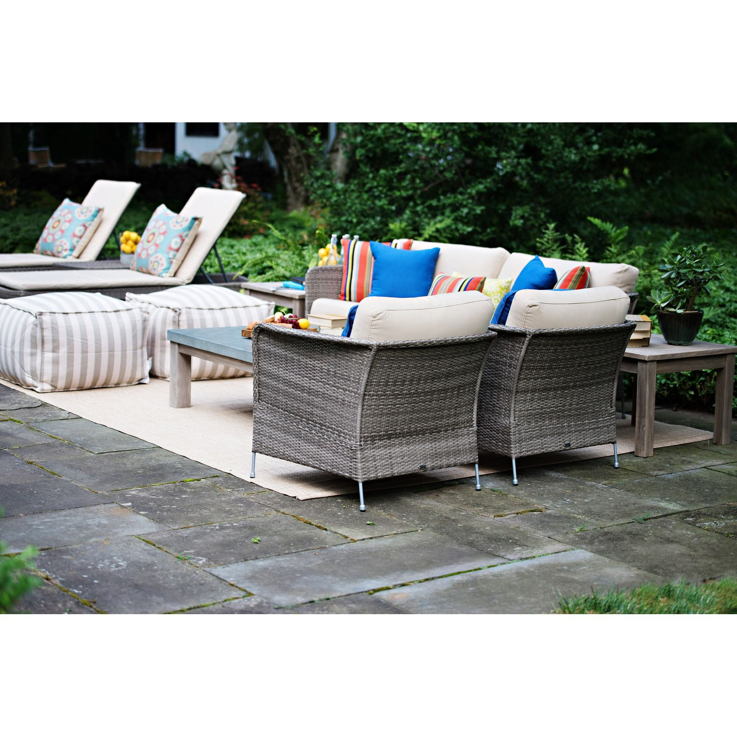 From Wayfair Outdoor Furniture Sets Club Chairs Outdoor Sofa