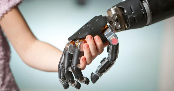 Image result for This New Robot graphene Skin Is More Sensitive Than A Human Hand