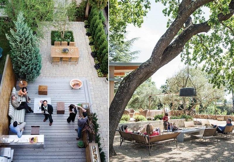 1 jardines para todos Decohunter Jardines diseños Pinterest
