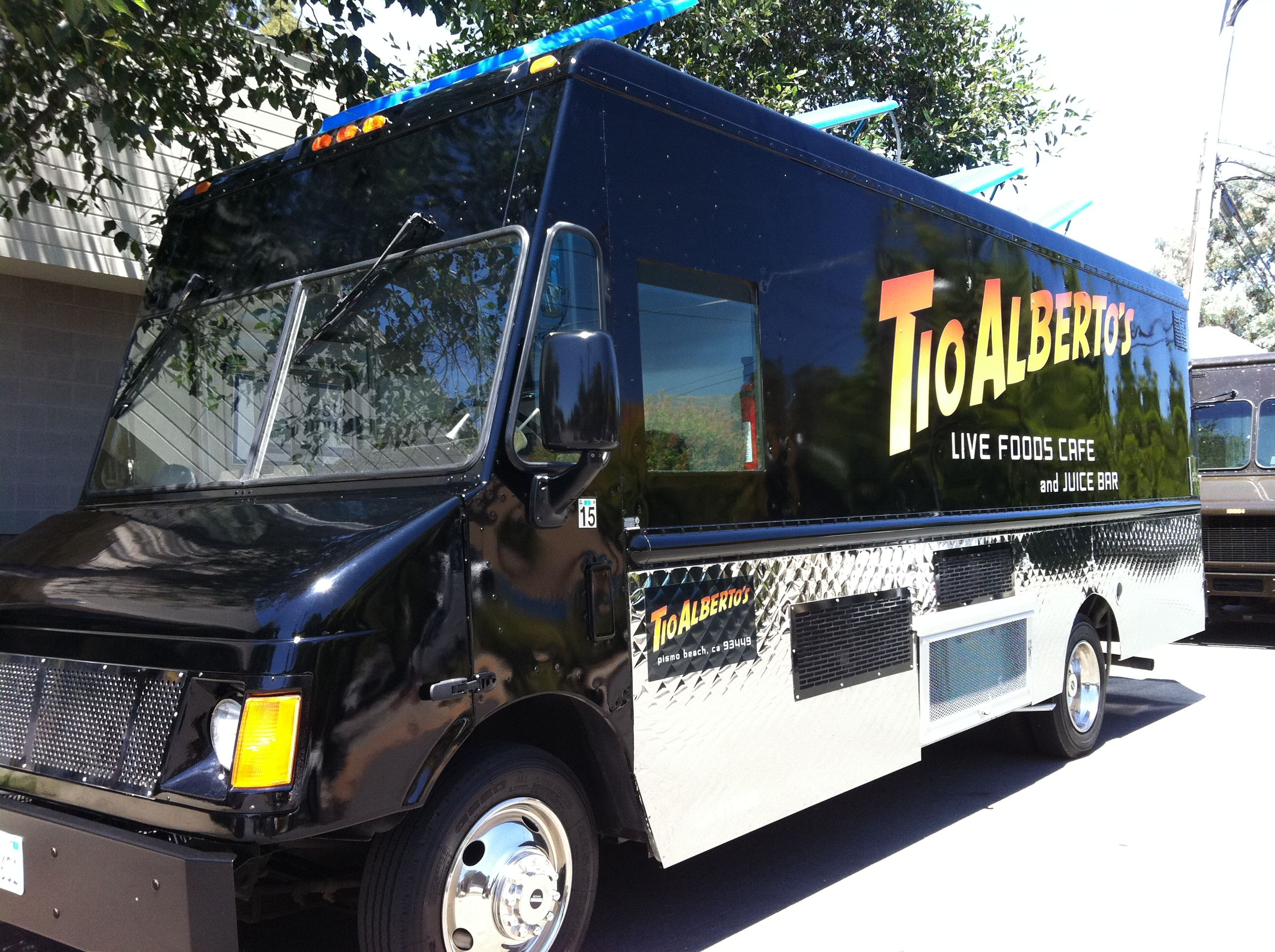 Food truck fridays at tolosa winery see you there