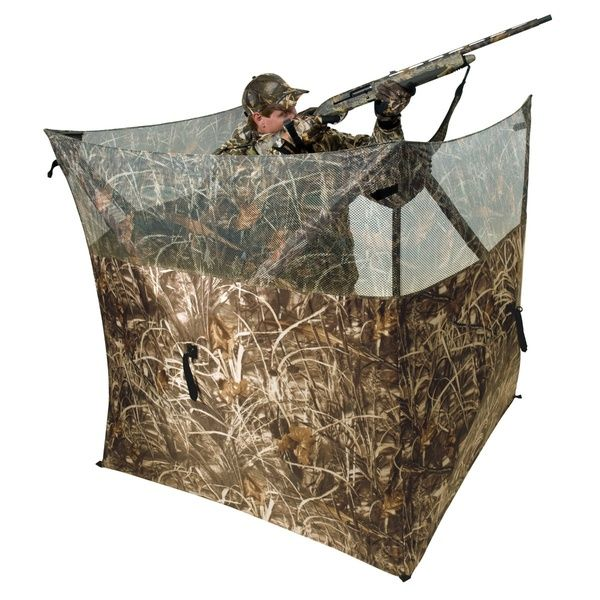 Gander Mountain  Ameristep Dove and Duck Field Hunter Blind - Hunting  Treestands  Blinds  Blinds  Ground Blinds :