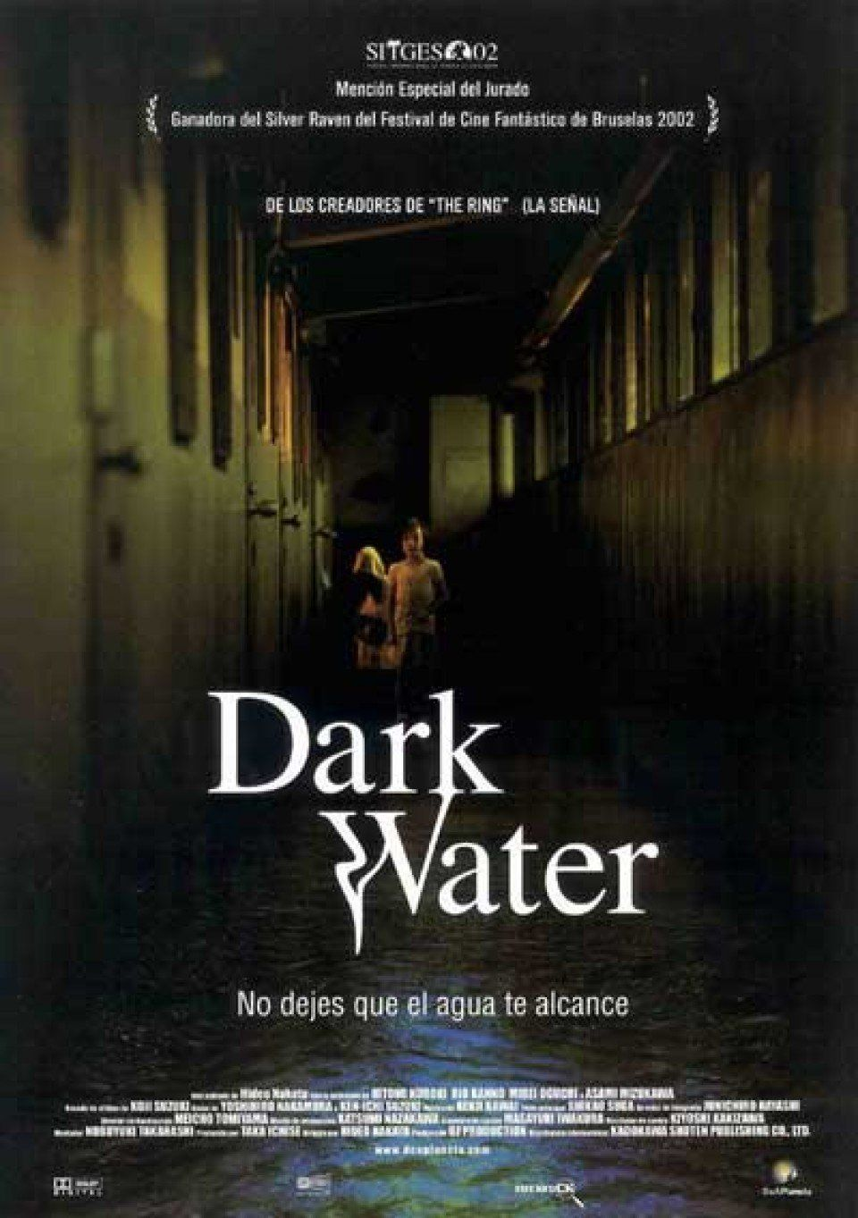Dark Water (2002) Movie | New Horror Movies and Horror Top