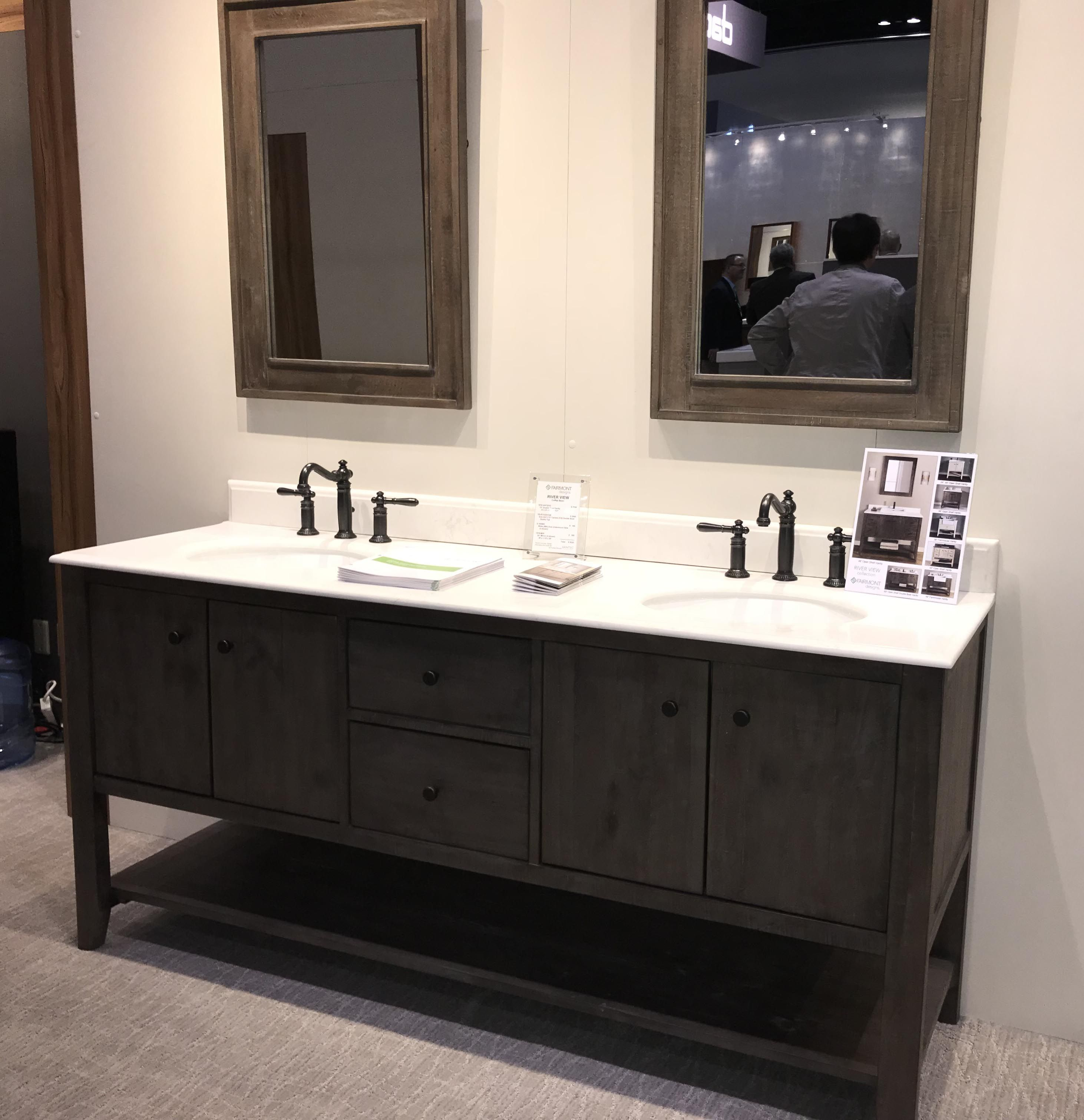 River View 72 Double Bowl Vanity Fdbath Kbis2018 Doublebowl