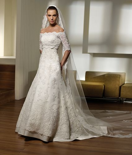 The Dream Wedding Inspirations: spanish wedding dresses vintages ...
