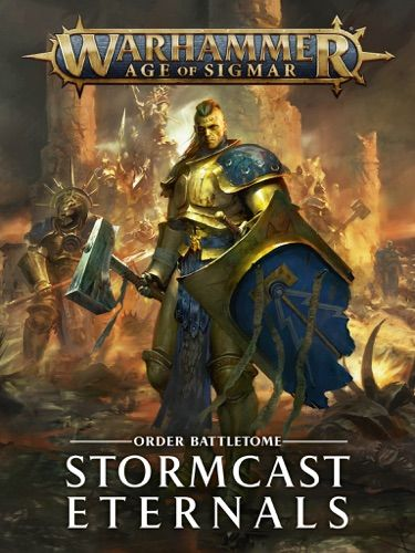 PDF Download Battletome Stormcast Eternals Pdf Free