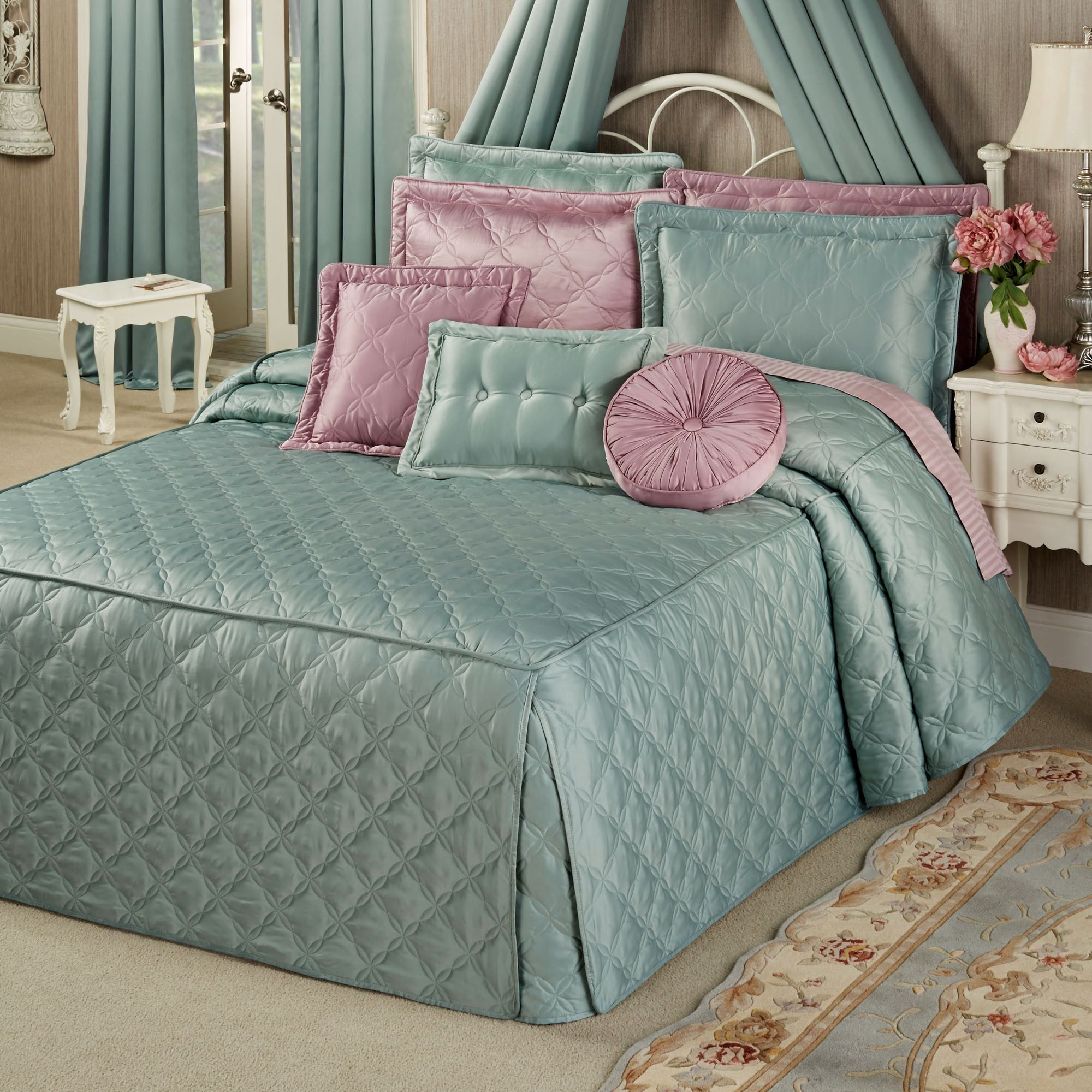 Color Classics(R) Oversized Fitted Bedspread Bed spreads