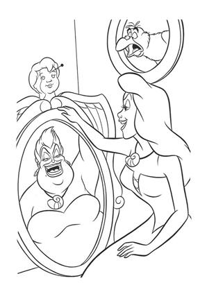 Arielle Die Meerjungfrau Ausmalbilder Ausmalbilder Arielle Ausmalbilder Ausmalen