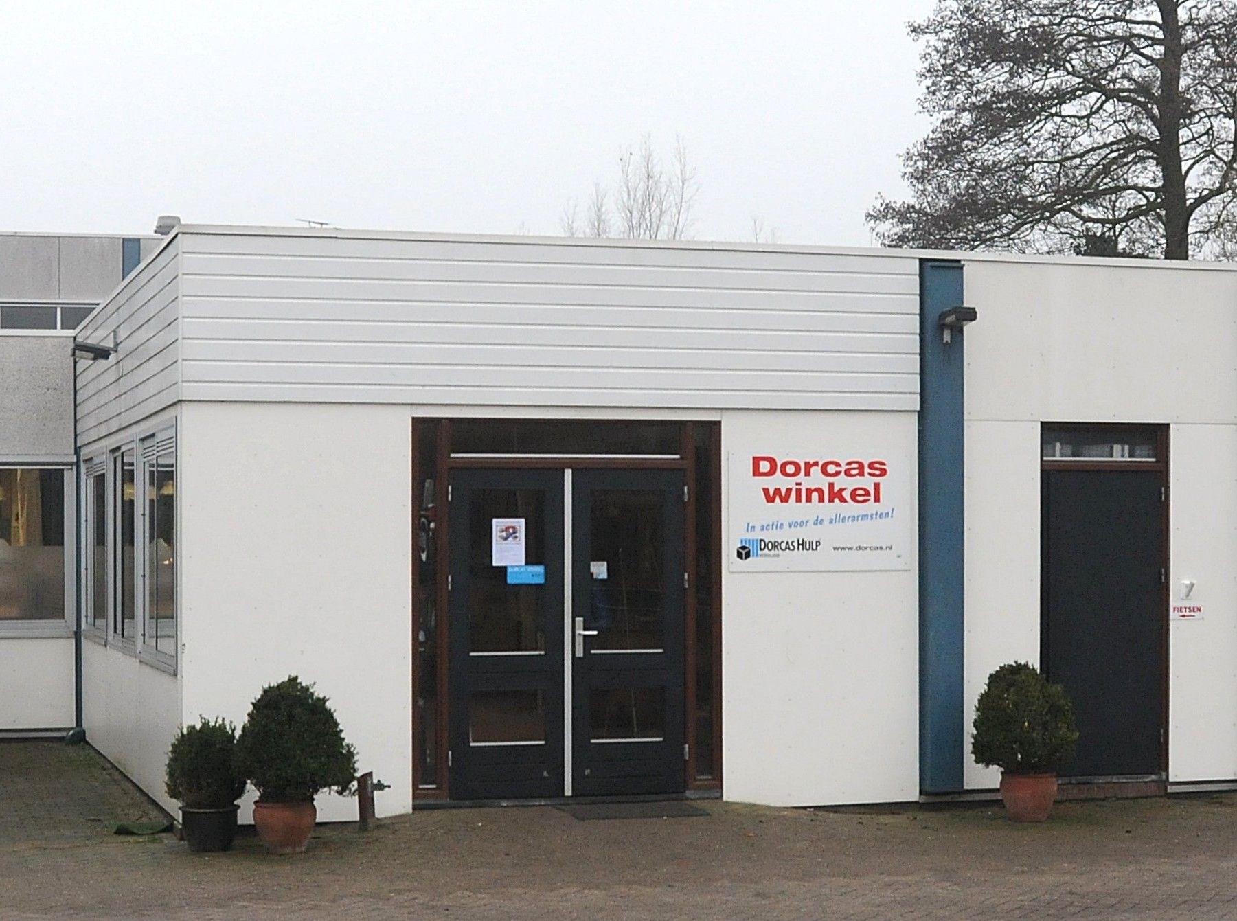 Dorcas Barneveld, Schoutenstraat 109, openingstijden woensdag t/m ...