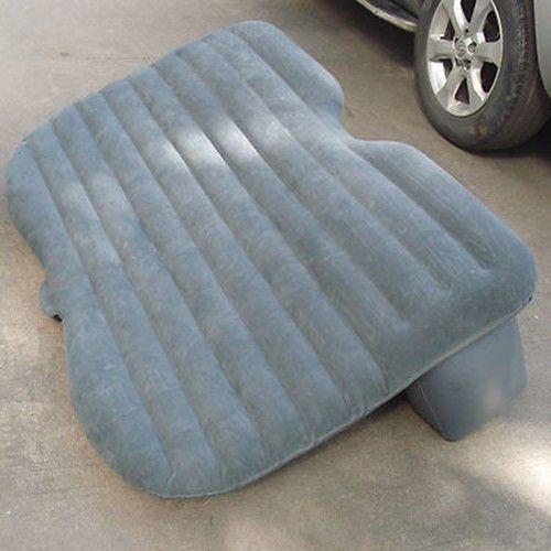 Inflatable Car Mattress w/ Pump