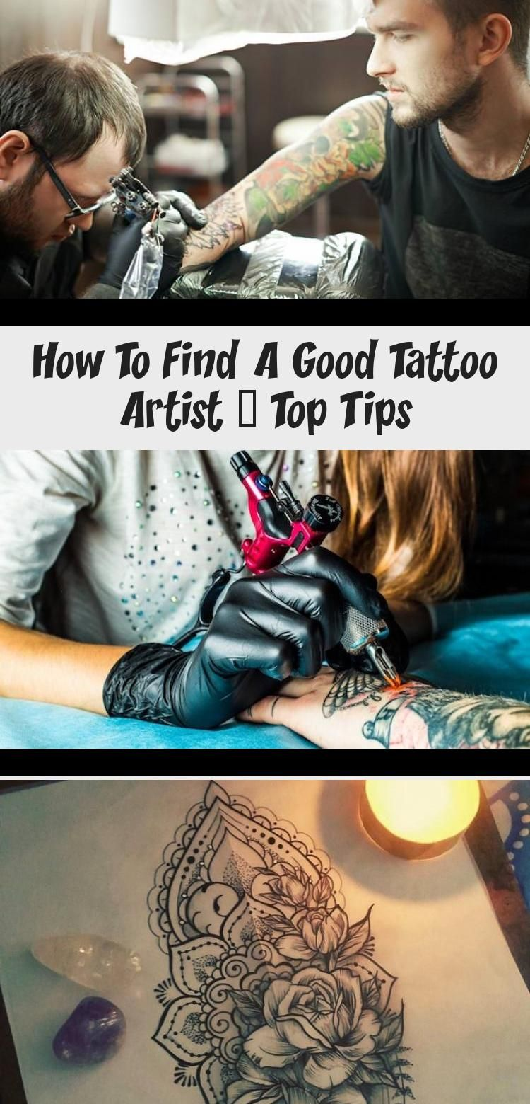 How To Find A Good Tattoo Artist Top Tips Cool Tattoos Tattoo Artists Geometric Mandala Tattoo