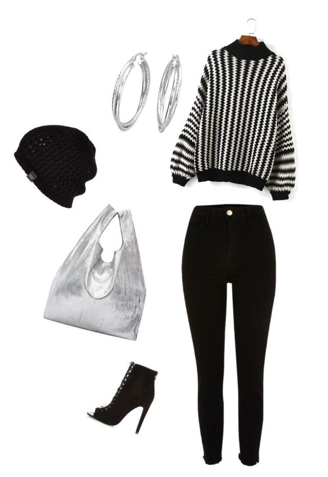 """""""winter dress up"""" by syddeon on Polyvore featuring Maison Margiela, UGG Australia and Blue Nile"""