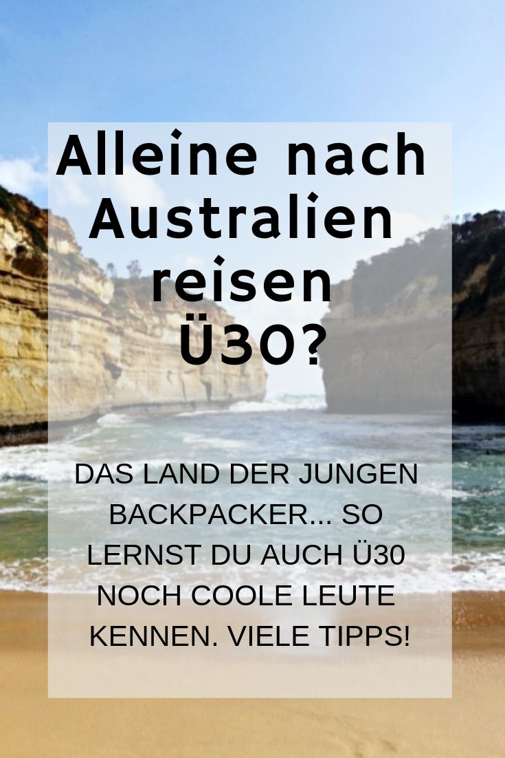 Australien leute kennenlernen