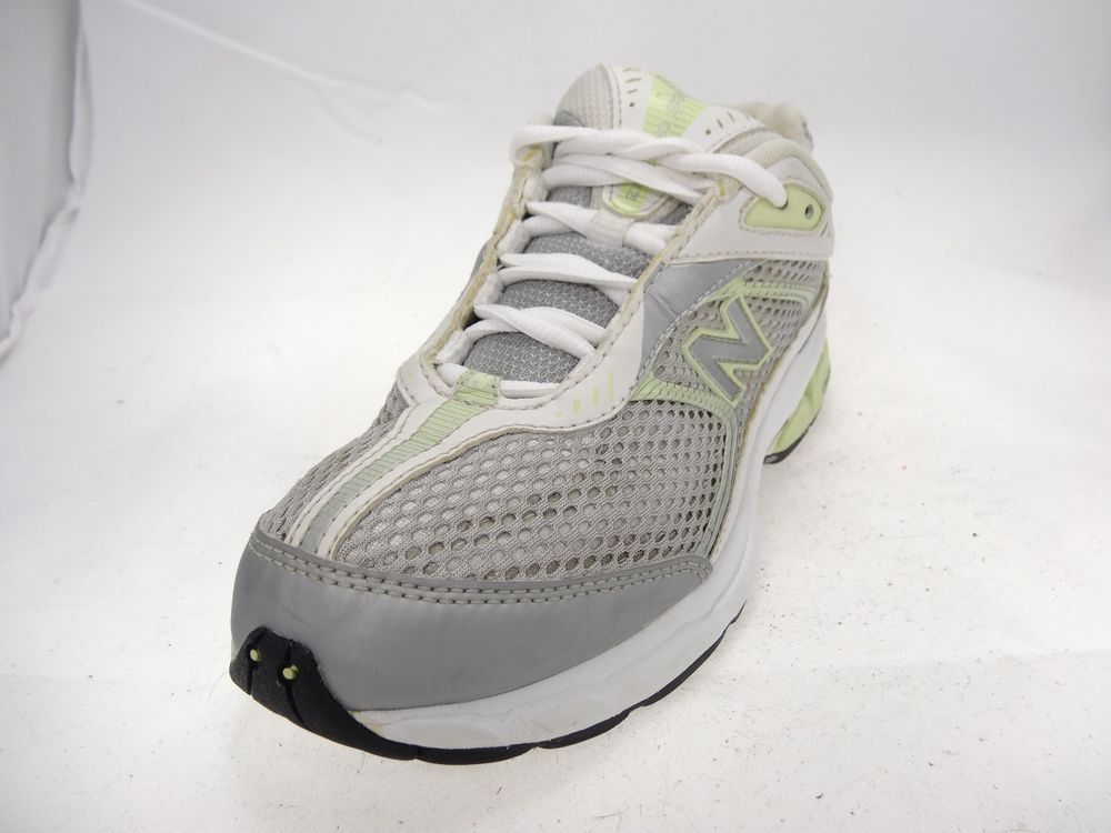 online store 048a8 9d36b New Balance N-Fuse 540 Gray and Green Running Women's Shoes ...