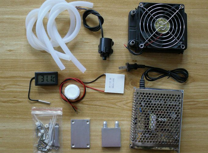 Diy Chiller Diy Aquarium Homemade Aquarium Diy Generator