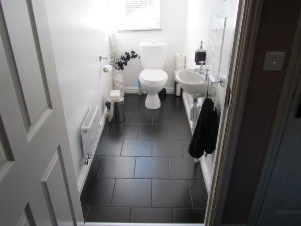 downstairs toilet tile ideas - Google Search | Toilet | Pinterest ...