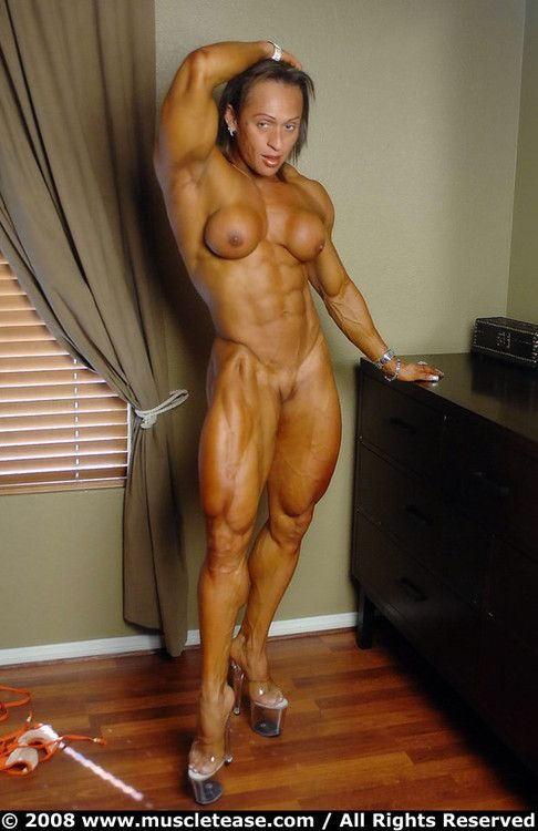 bodybuilders female Hot nude