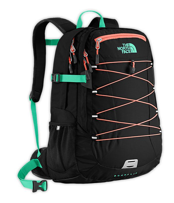 2f85346a3 The North Face 25L laptop BOREALIS BACKPACK in TNF black / retro ...