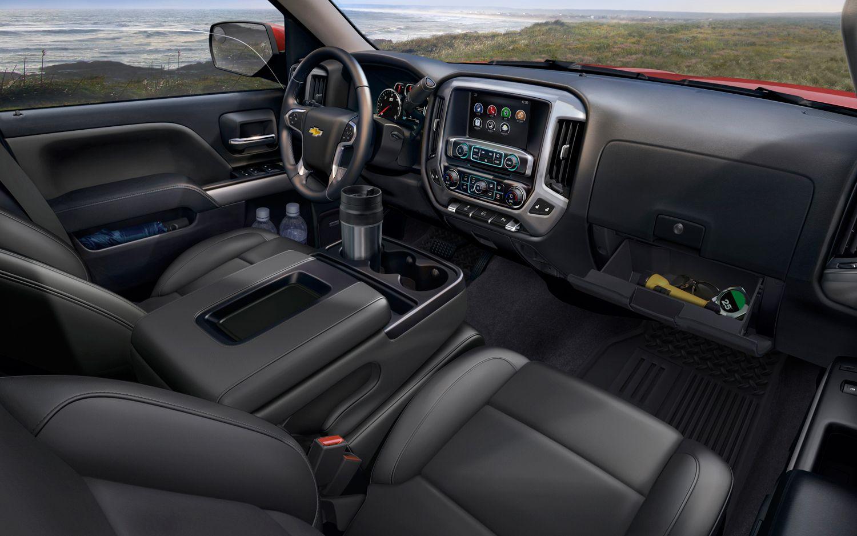 All Chevy chevy 1500 weight : 2014-chevrolet-silverado-front-interior | Chevrolet Trucks ...