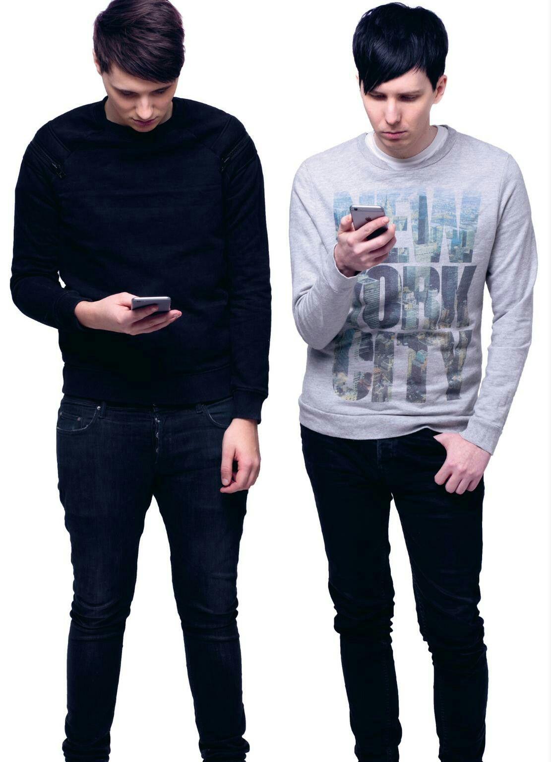 Phil Lester Dan And YouTube Howell