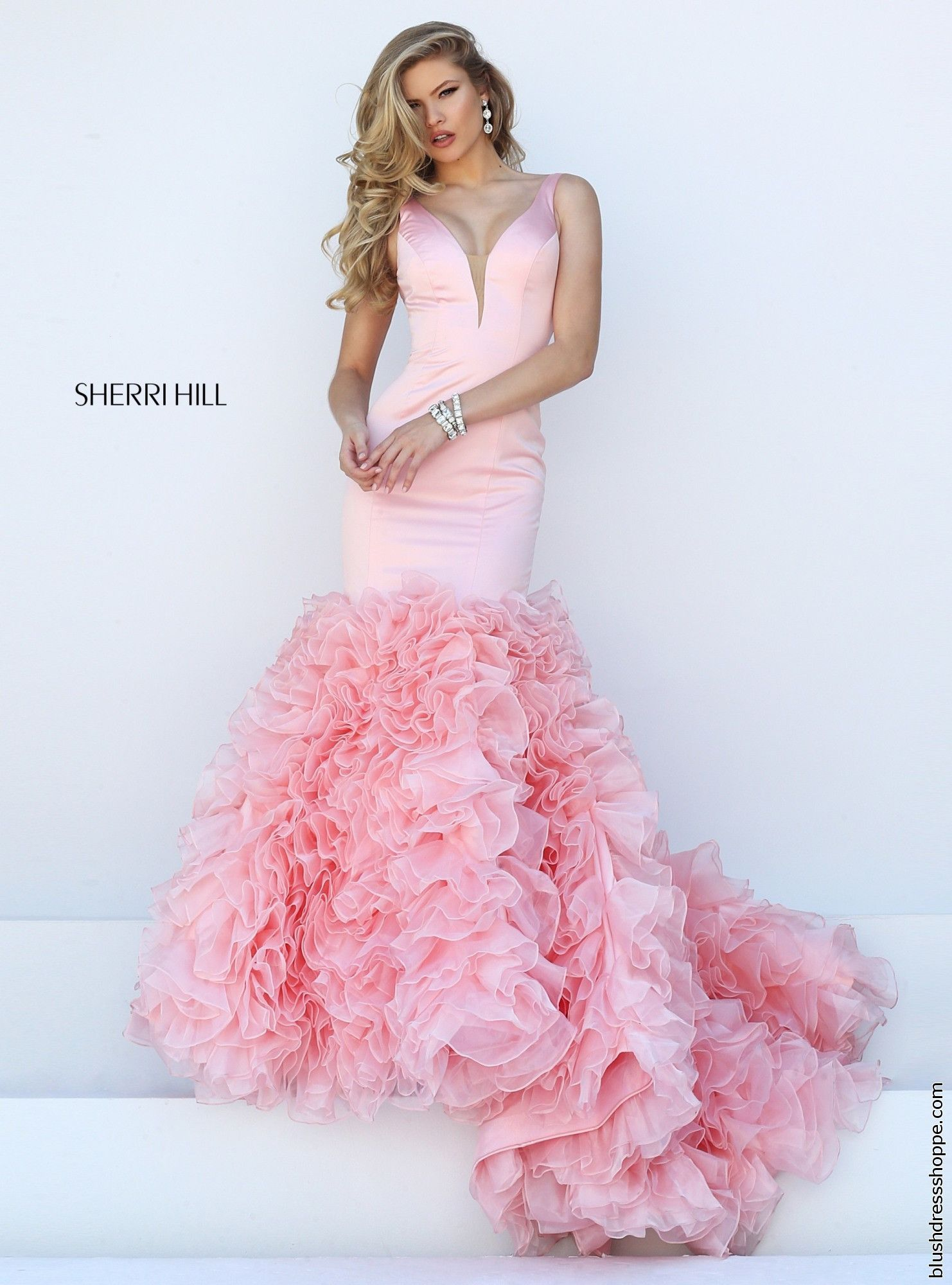 Sherri Hill 50487 | Prom 2017 by Camille Holloway | Pinterest ...