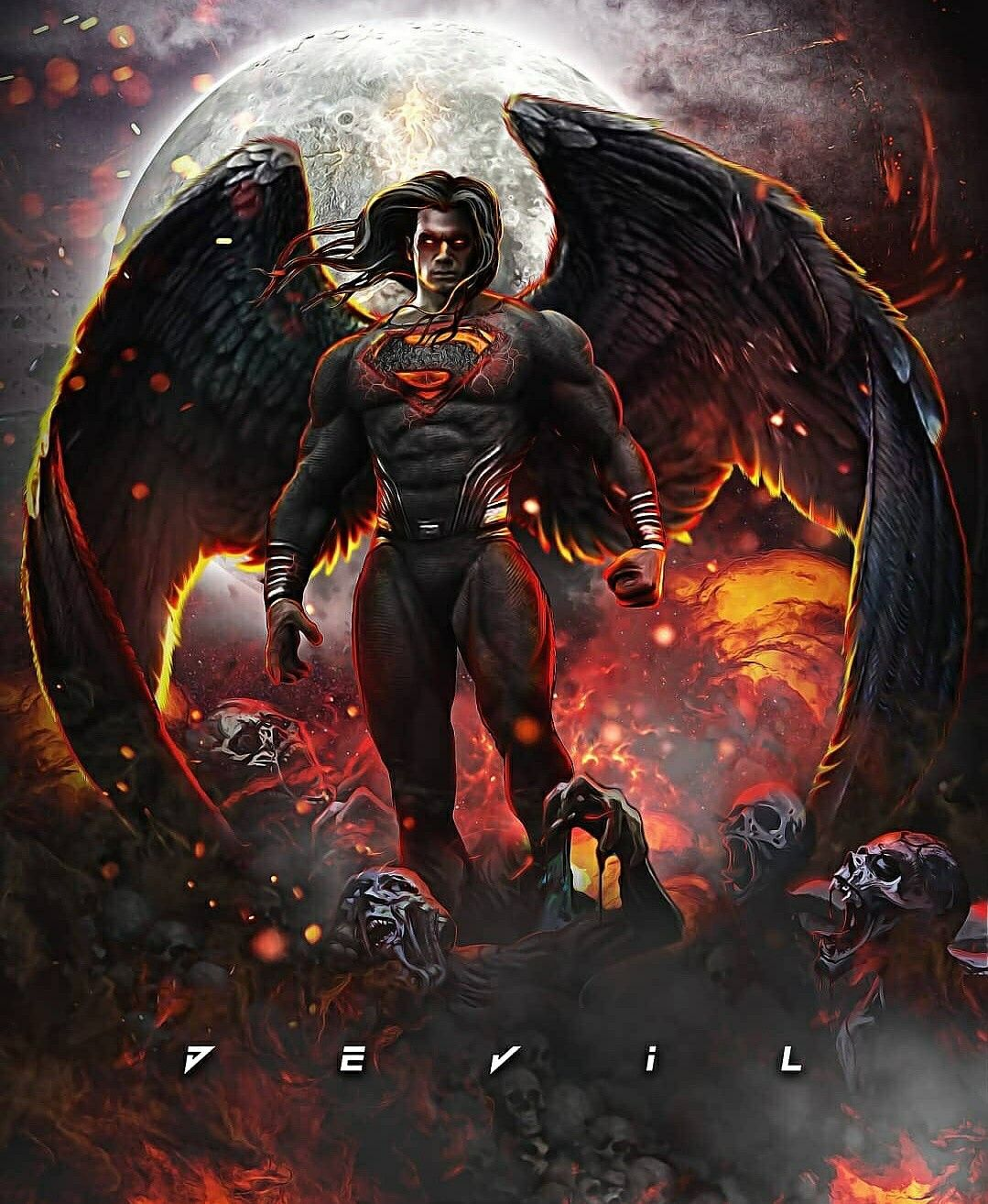 Superman:The Devil 😈