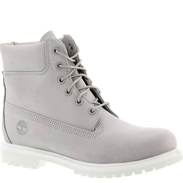 all grey timberland boots for women