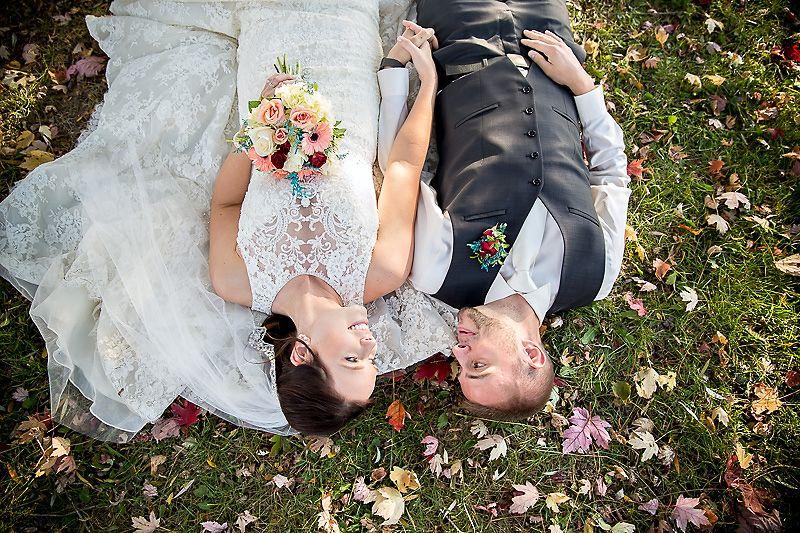 A Fall La Crosse, WI Wedding