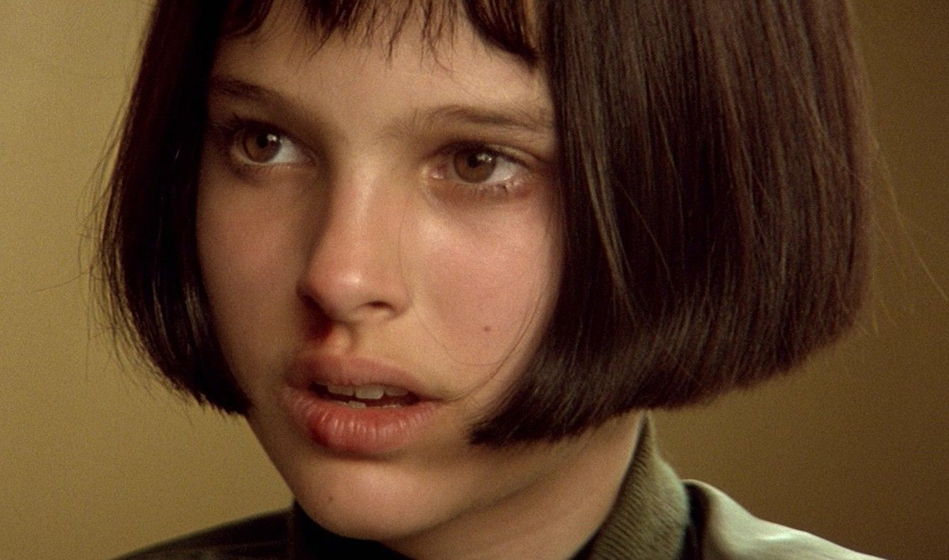 Natalie Portman in Leon: The Professional (1994)