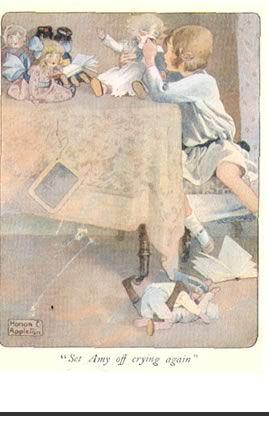 HONOR APPLETON - Dolls and Concealed Narrative