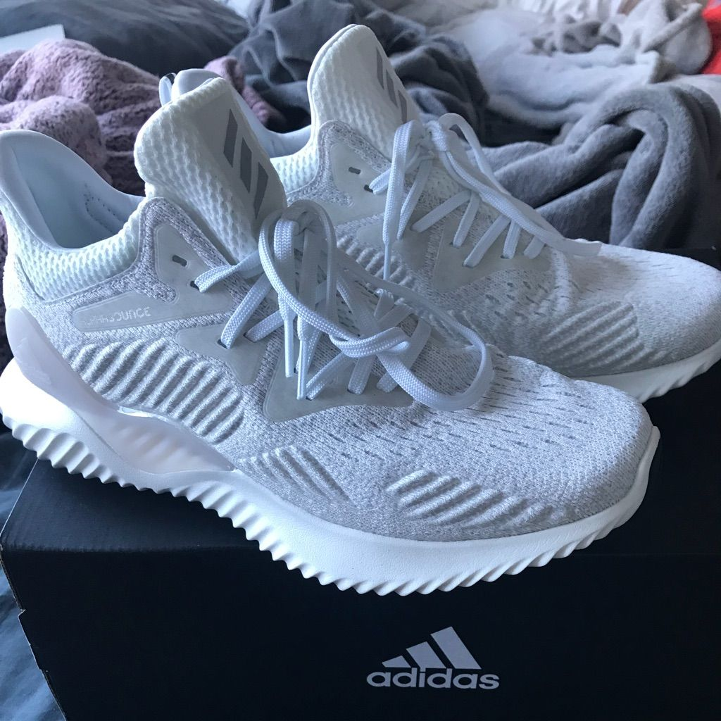 Adidas Edge Bounce White | Adidas