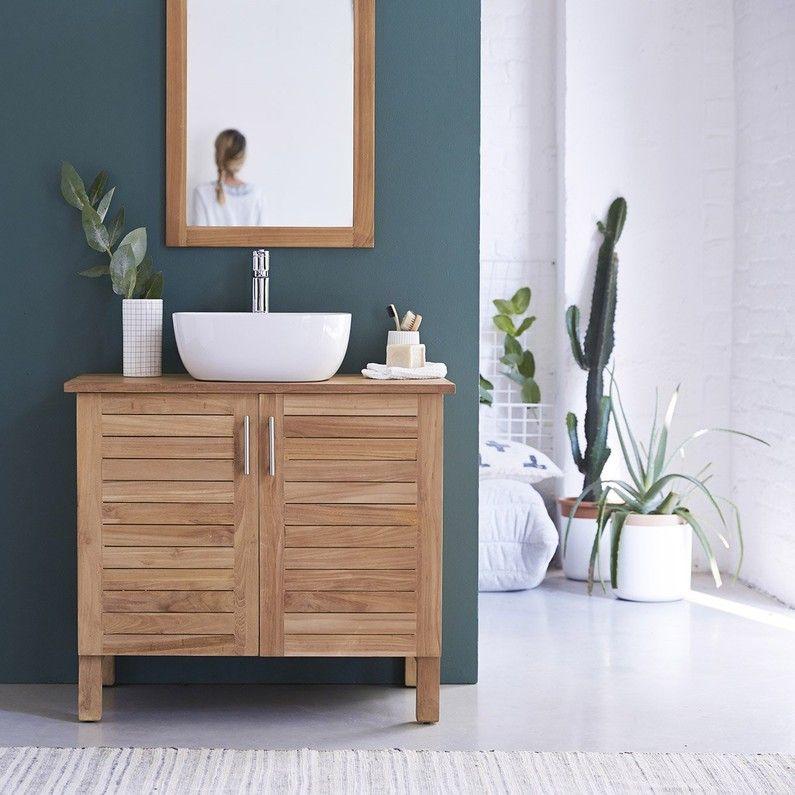 Epingle Par Bjoern Albrecht Sur Maison Meuble Vasque Bois Meuble Vasque Meuble Pour Vasque A Poser