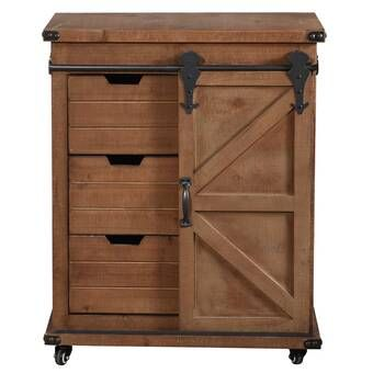 Best Gracie Oaks Dundee Wide 2 Door Accent Cabinet Wayfair In 400 x 300