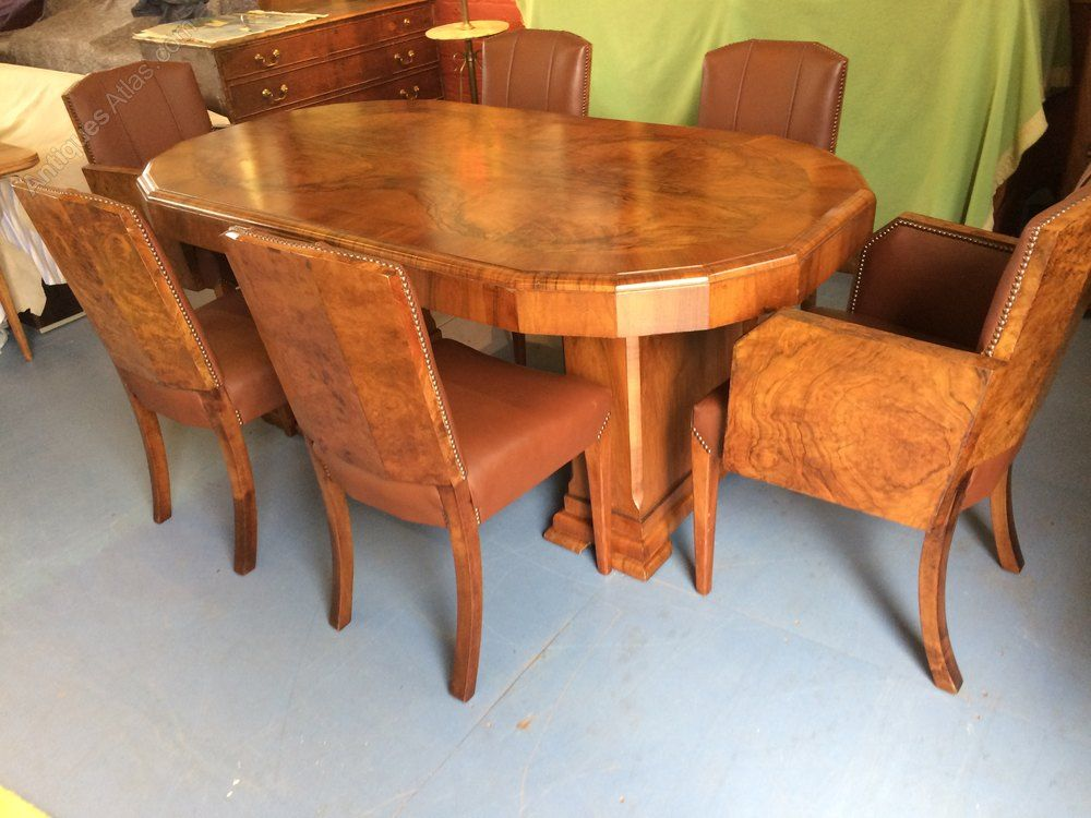 23++ Burr walnut dining table and chairs Inspiration