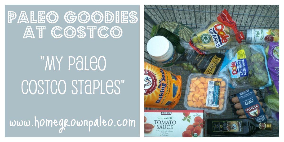 Buying Paleo at Costco Paleo, How to eat paleo, Paleo