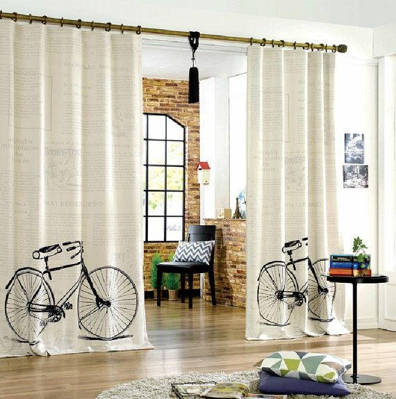 Light Blocking Window Curtain Panel Triple Woven By Hereistheshop Curtains Curtains Pictures Panel Curtains