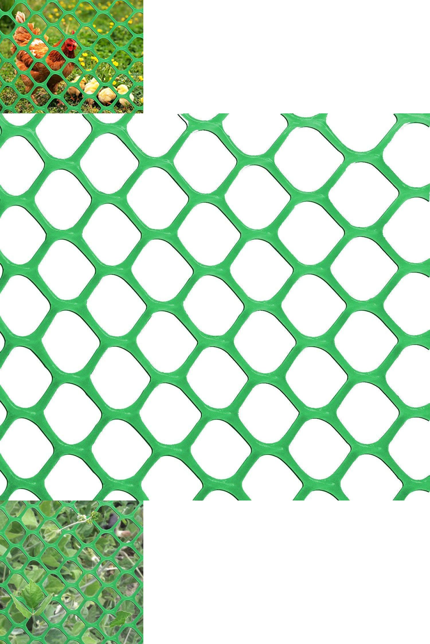 Details About V Protek Plastic Poultry Fence Poultry Netting