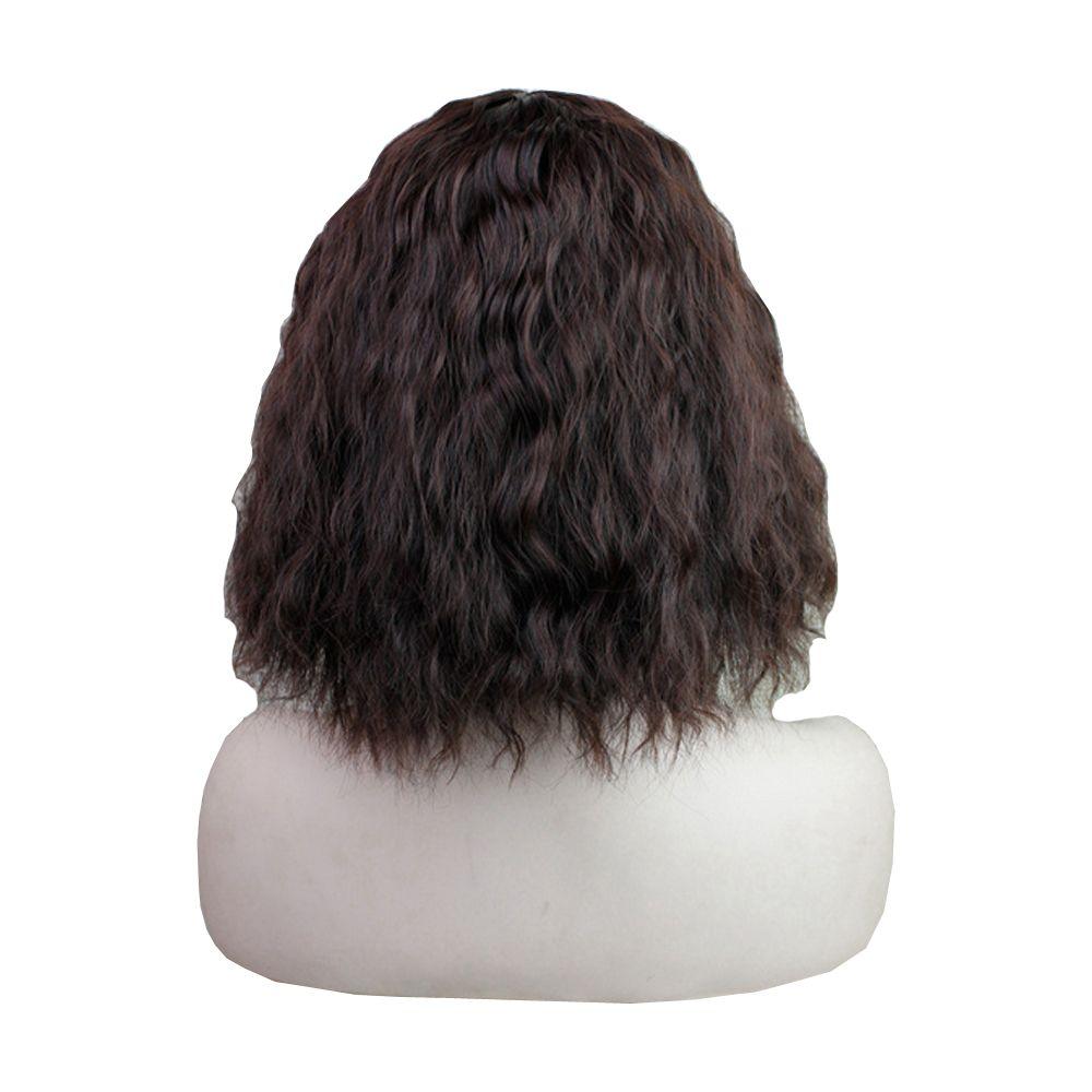 $17.88 (Buy here: https://alitems.com/g/1e8d114494ebda23ff8b16525dc3e8/?i=5&ulp=https%3A%2F%2Fwww.aliexpress.com%2Fitem%2FFashion-Women-Lady-Kinky-Curly-Long-Dark-Brown-Brazilian-Mongolian-Afro-Hair-Urban-Girls-Cosplay-Synthetic%2F32704902873.html ) Fashion Women/Lady Kinky Curly Long Dark Brown Brazilian Mongolian Afro Hair/Urban Girls Cosplay Synthetic Wig for just $17.88