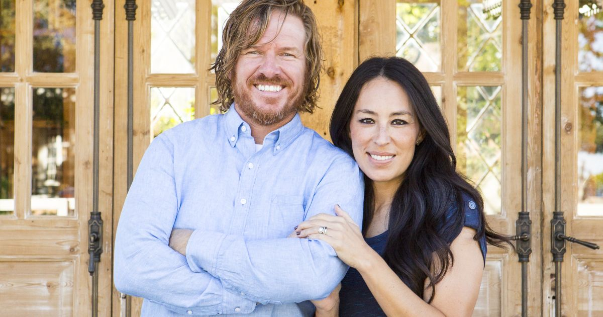 Chip And Joanna Gaines Welcome Son The Gaines Crew Is Now 1